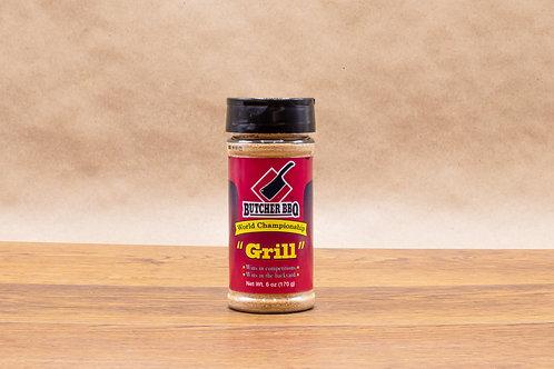 Grill Seasoning