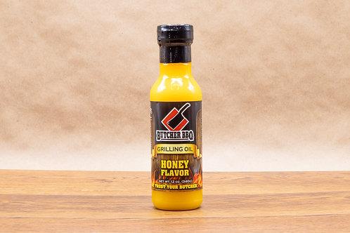 Honey Flavor Grilling Oil