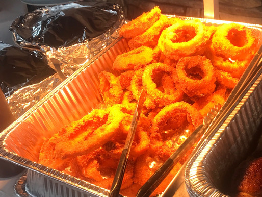 """Hickory and Spice BBQ's """"Secret"""" Onion Rings"""