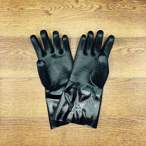 Neoprene Gloves For Cooking | Butcher BBQ Heat Resistant Gloves