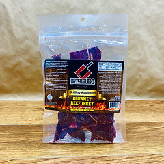 Gourmet Beef Jerky - Grilling Addiction Flavor