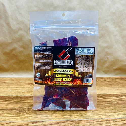 Gourmet Beef Jerky - Grilling Addiction Flavor