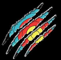 logo officiel 1ere compagnie d'arc de di