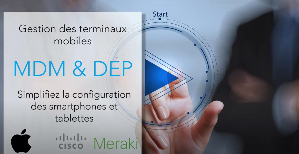 Déployez et configurez facilement des terminaux smartphones ou tablettes en utilisant le programme D