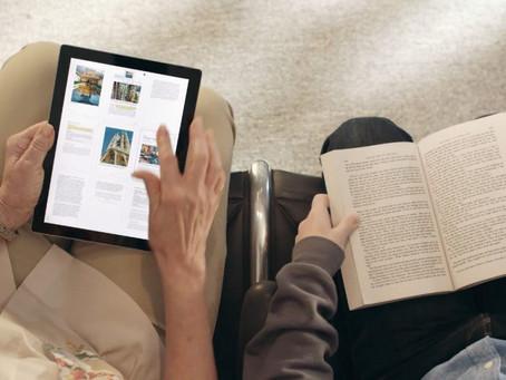 從Kindle電子書的Page Flip看兩種「脈絡」觀的典範更替