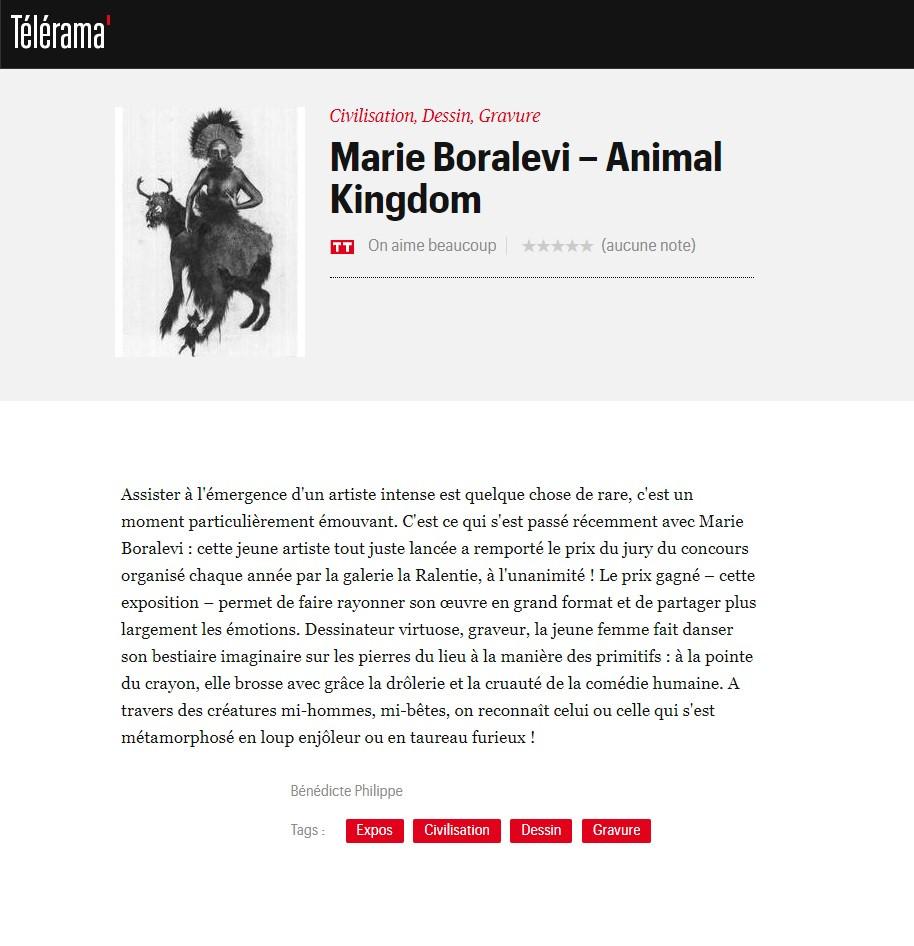 animal-kingdom-telerama-2014-marie-boral