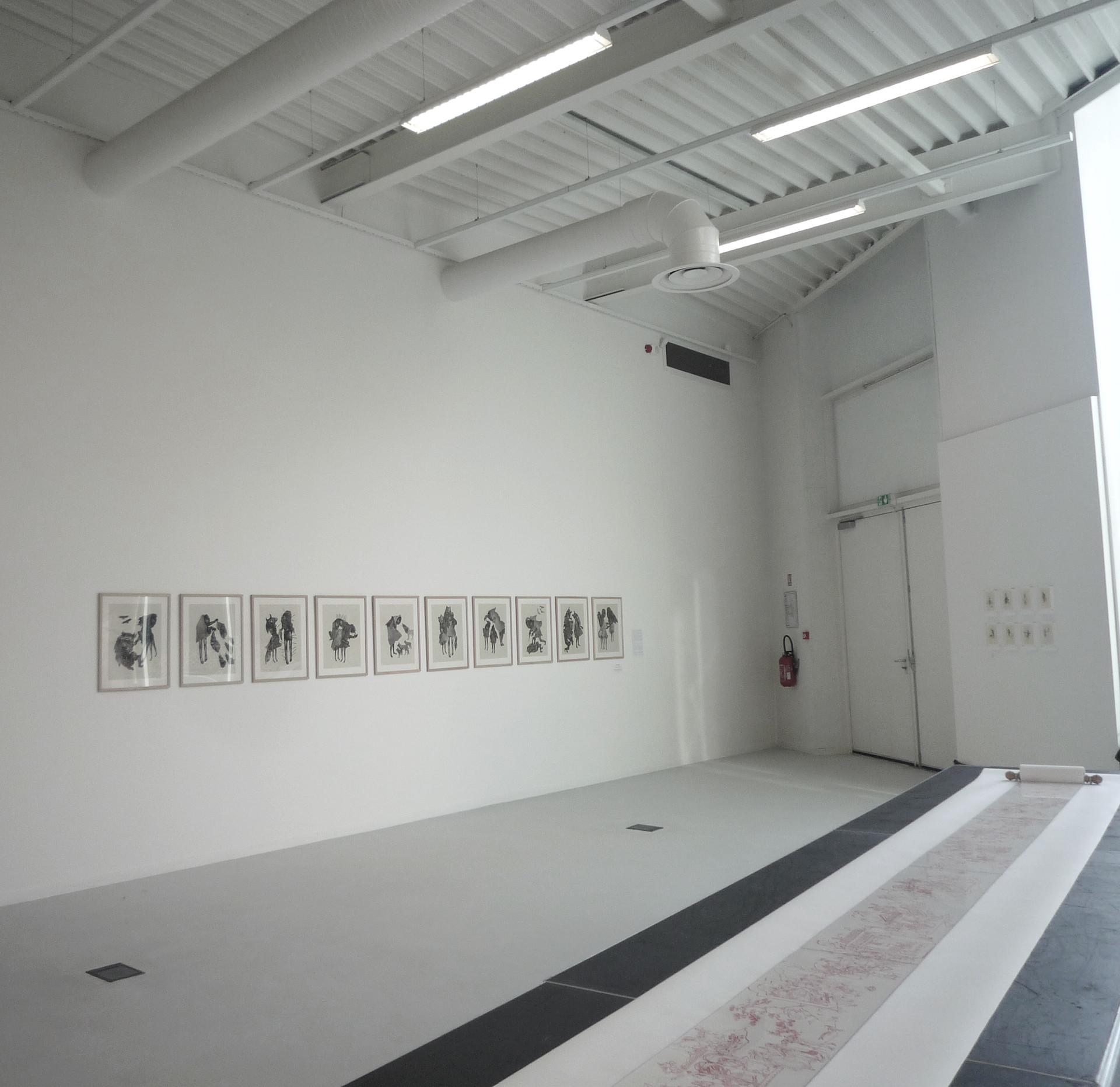 Marie Boralevi - Salon Jeunes Createurs
