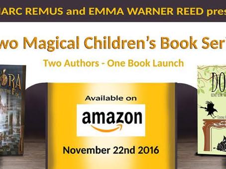 Book Launch News!