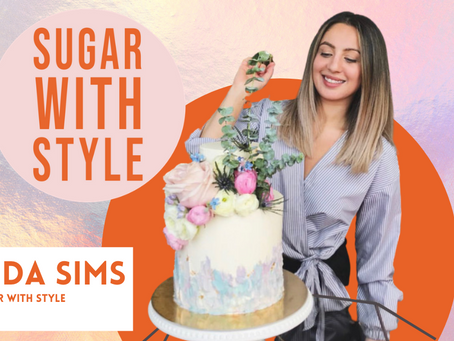 Sweets fresh off the runway with amanda sims