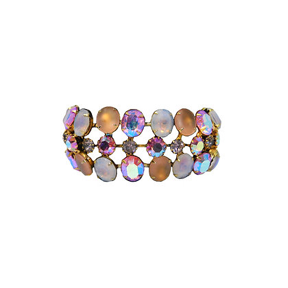 Vintage Color Crystal Bracelet