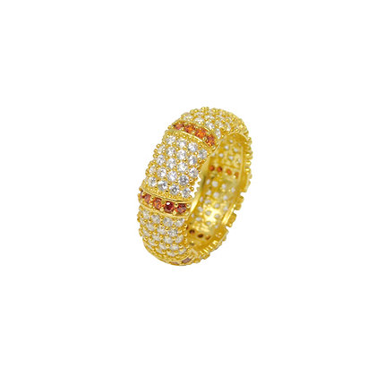 Fire & Ice Eternity Band