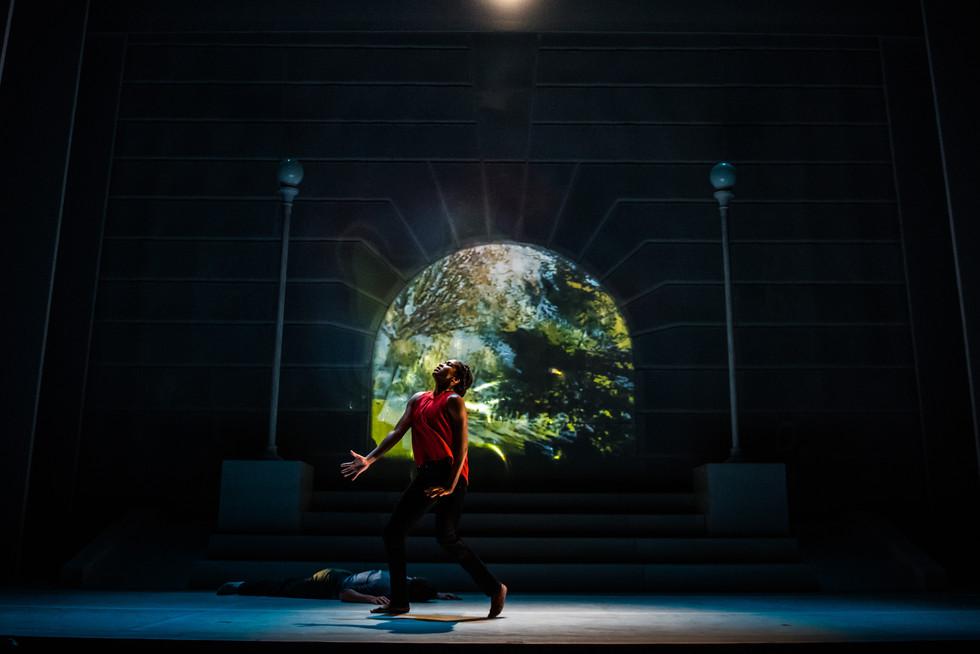 Shot and Im(Pulse) - Spectrum Dance Theatre