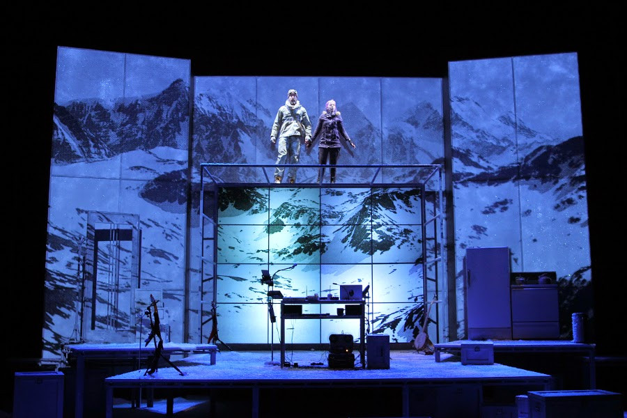Ernest Shackleton Loves Me - Seattle Repertory Theatre
