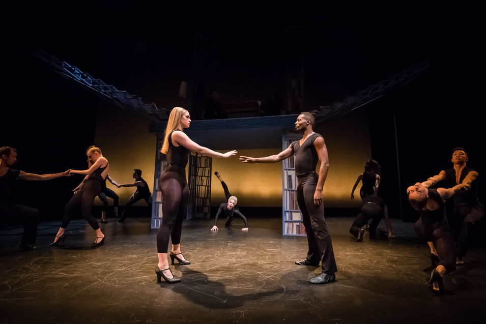 A Rap on Race - Spectrum Dance Theatre