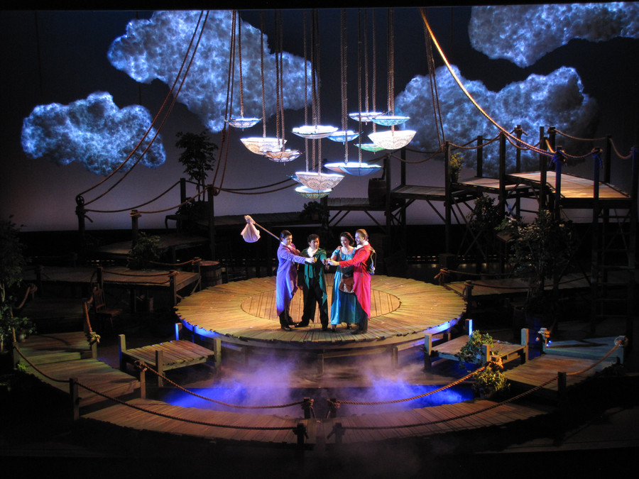 Tuck Everlasting - Southeastern Summer Theatre Institute