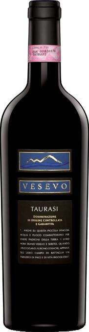 VESEVO  Taurasi DOCG 維蘇維澳火山酒莊 沒落貴族