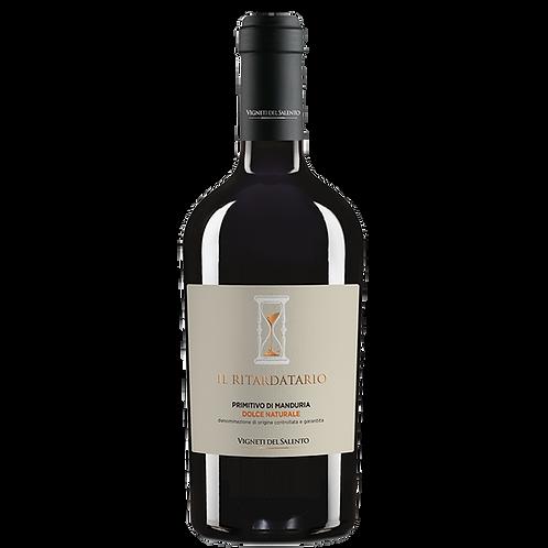 Vigneti Del Salento Primitivo Di Manduria DOCG Dolce Naturale 南碉堡酒莊 自然甜紅酒