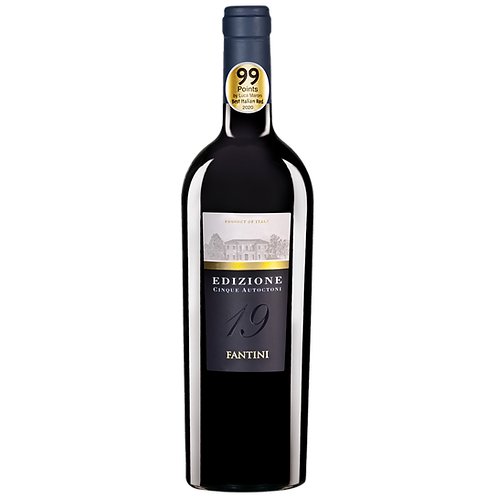 Farnese Edizione 5 Autoctoni 法爾內賽酒莊 混血王子