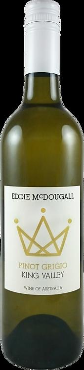 Eddie McDougall Pinot Grigio 艾迪  國王谷  灰皮諾