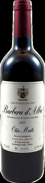 CASCINA BRUNI OTIN MATE Barbera d'Alba Classico DOC 布魯尼酒莊 巴貝拉