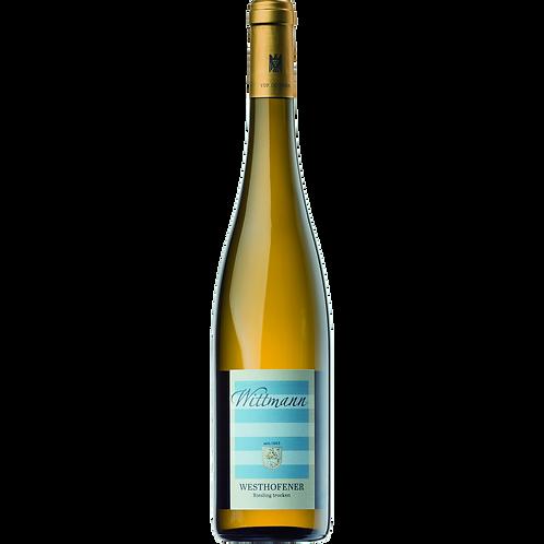 Wittmann Westhofener Riesling Trocken 威特曼酒莊 異國司令 韋斯托芬一級園雷司令干白酒