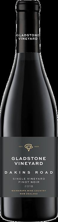 Gladstone Vineyard  Dakins Road Single Vineyard Pinot Noir 格萊斯頓酒莊 丹克路 單一莊園黑