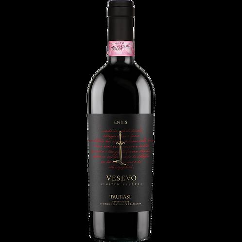Vesevo Ensis Taurasi DOCG 維蘇維澳火山酒莊 愛之劍