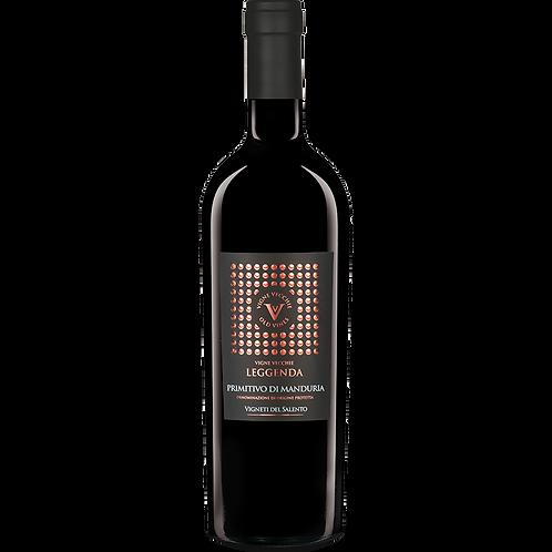 Vigneti Del Salento Vigne Vecchie Primitivo di Manduria DOP 南碉堡酒莊 妙齡80