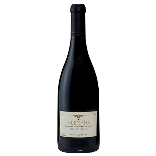 Alexana Winery  Revana Vineyard' Estate Pinot Noir 雷瓦娜家族 亞力山娜莊園 黑皮諾