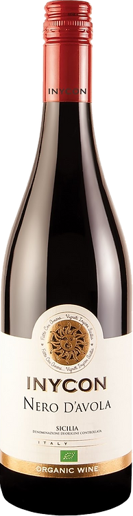INYCON Organic selection Nero d'Avola IGT 太陽谷酒莊 有機系列 黑阿沃拉
