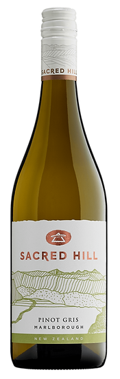 Sacred Hill Marlborough Pinot Gris 聖山酒莊 灰皮諾