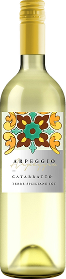 CANTINE SETTESOLI ARPEGGIO BIANCO 太陽谷酒莊 豎琴 白酒