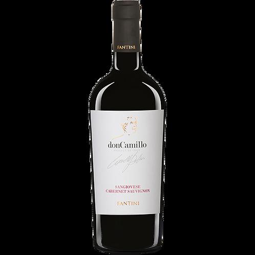 Farnese Fantini Don Camillo Sangiovese Terre Di Chieti 法爾內賽酒莊 范蒂妮 教父