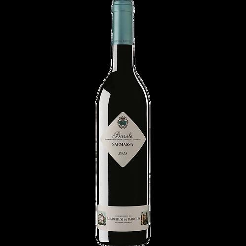 Marchesi Di Barolo Barolo Sarmassa DOCG 瑪凱西酒莊 莎瑪莎 單一葡萄園 巴羅洛