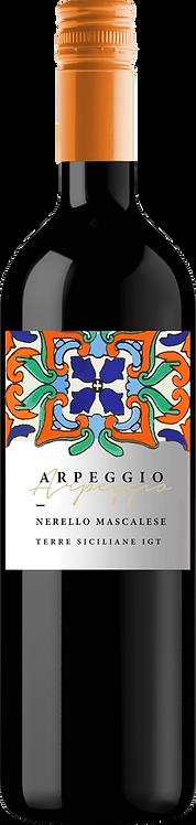 CANTINE SETTESOLI Arpeggio Rosso IGT 太陽谷酒莊 豎琴 紅酒