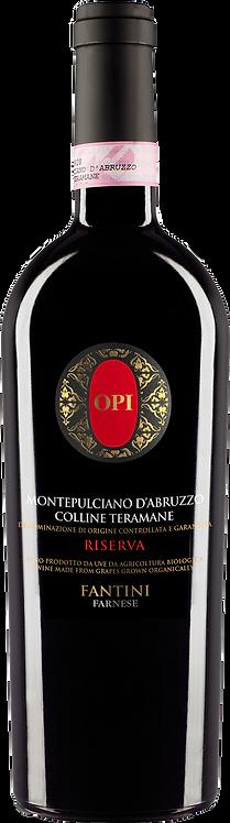 FARNESE  Opi Montepulciano D'Abruzzo Colline Teramane 法爾內賽酒莊 典藏鴉片