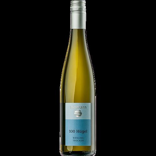 Wittmann 100 Hügel Riesling Trocken 威特曼酒莊 100完美山丘 雷司令干白酒
