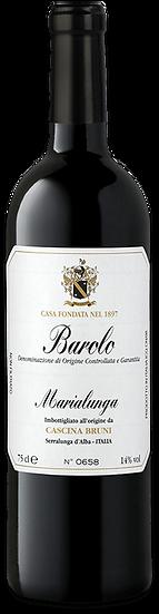 Cascina Bruni Barolo del Commune di Serralunga d'Alba DOC  布魯尼酒莊 塞拉倫加巴羅洛