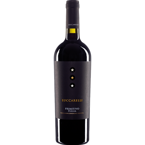 Vigneti Del Salento Luccarelli Primitivo IGP 南碉堡酒莊 天地人系列 皮米迪沃