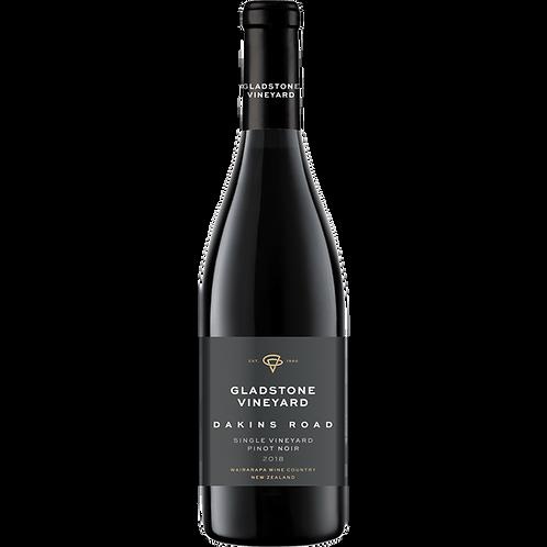 Gladstone Vineyard Dakins Road Single Vineyard Pinot Noir 格萊斯頓酒莊 丹克路 單一莊園黑皮諾
