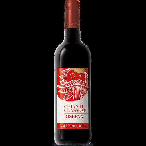 Vallepicciola Chianti Classico Riserva 醉皇酒莊 典藏級古典奇安提