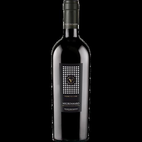 "Vigneti Del Salento Vecchie Vigne Negroamaro IGP 南碉堡酒莊 ""V"""