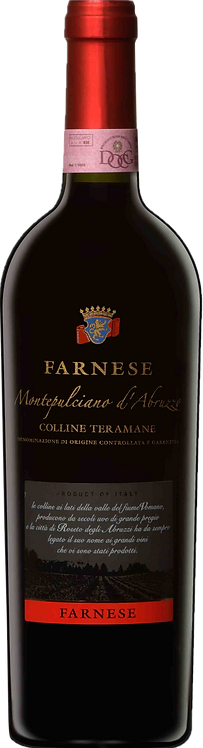 FARNESE  Montepulciano Colline Teramane DOCG 法爾內賽酒莊 特拉莫丘