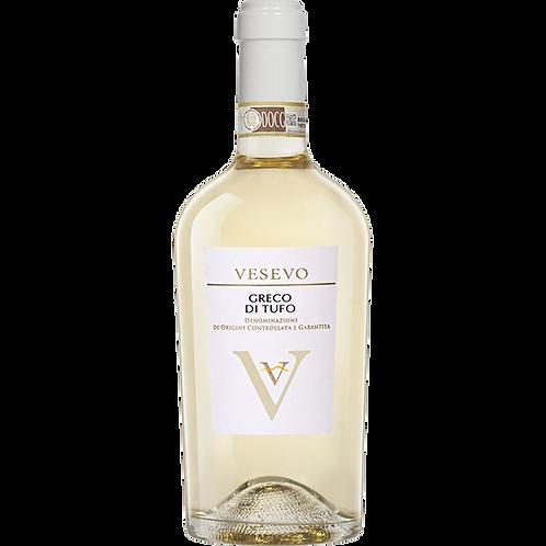 Vesevo Greco Di Tufo 維蘇維澳火山酒莊 古羅馬之白