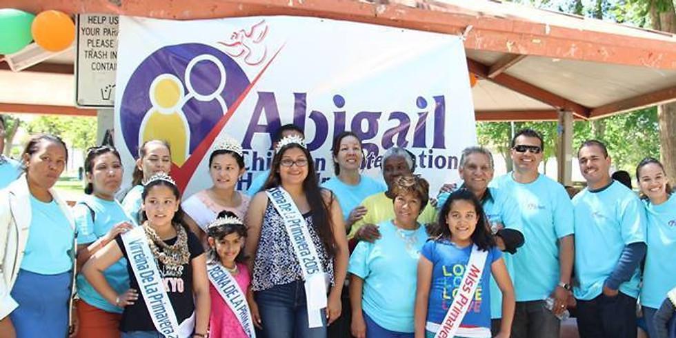 Abigail Fashion Show