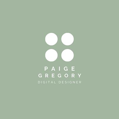 Ash Green Dots Modern Home Furnishing Logo.png