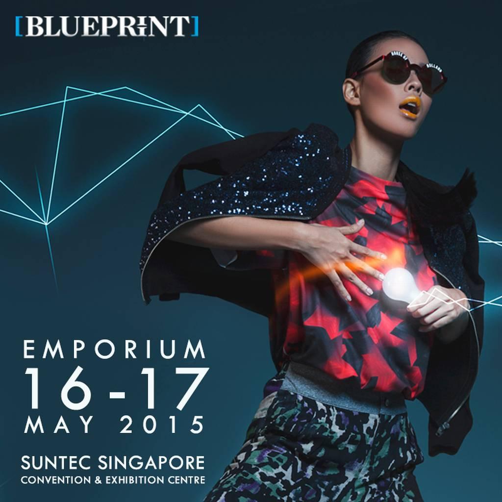Blueprint 2015 [Art Direction]