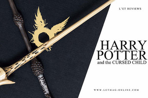 L'ET REVIEWS: Harry Potter and the Cursed Child
