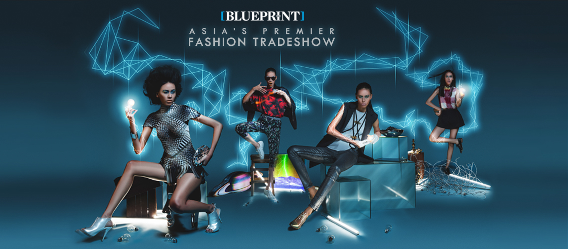 Blueprint Fashion Tradeshow 2015