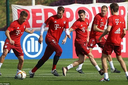 Train Like Bayern
